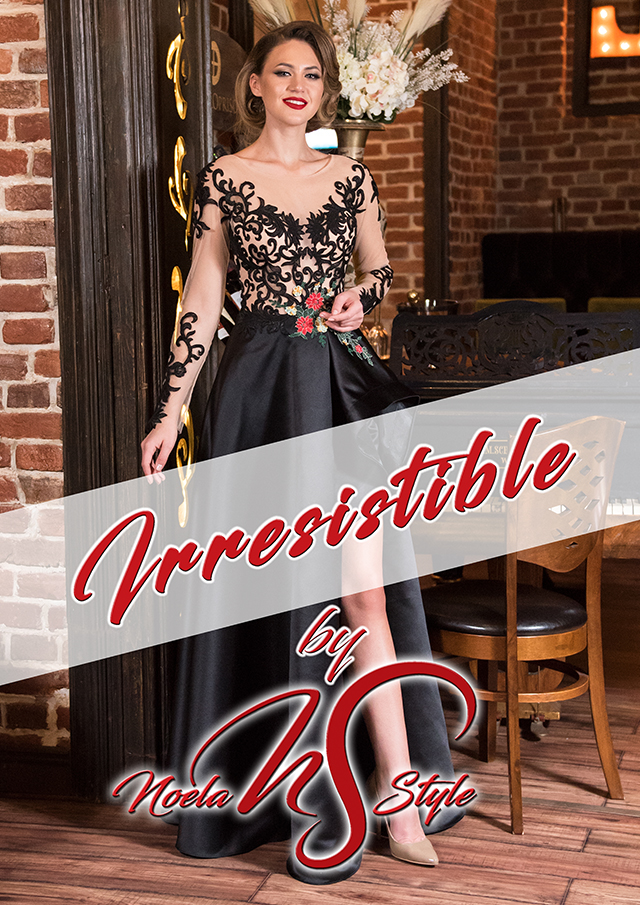 Noela Style: Rochii de gala scurte - Irresistible Collection 2019