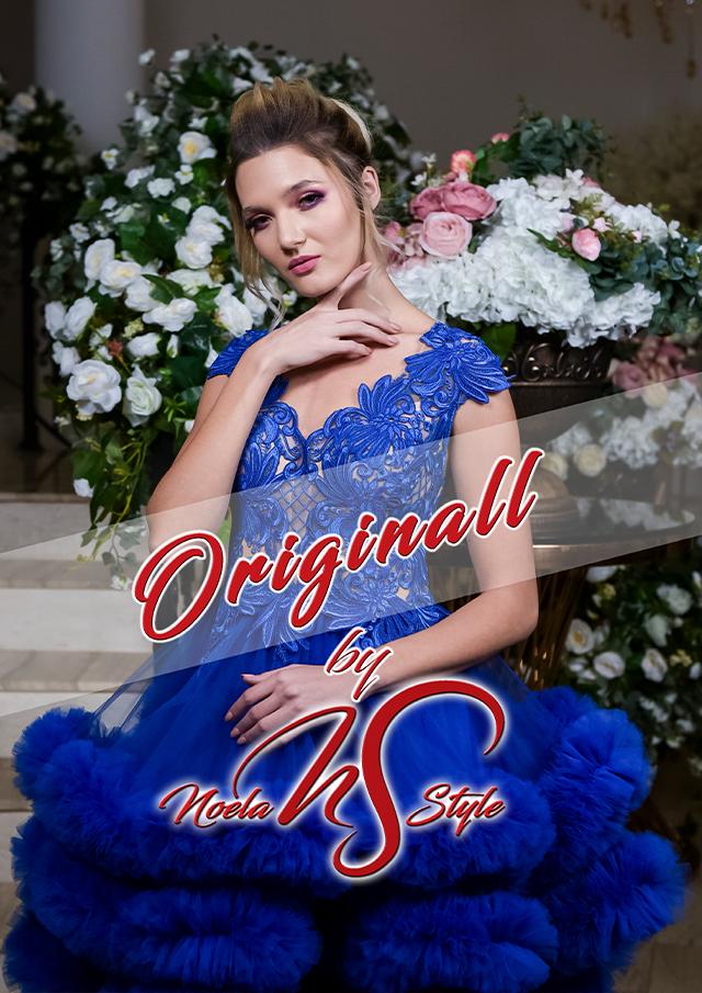 Noela Style: Rochii de gala scurte - Originall Collection 2020